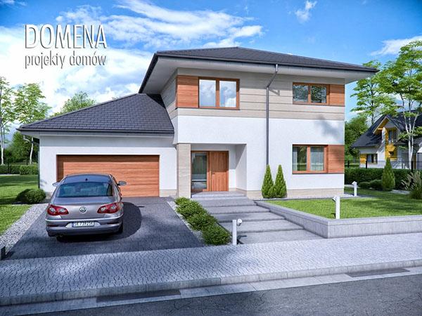 Projekt 311B www.domendom.pl